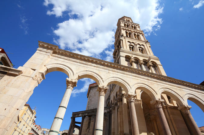 Split Shore Excursion: Diocletian Palace Walking Tour
