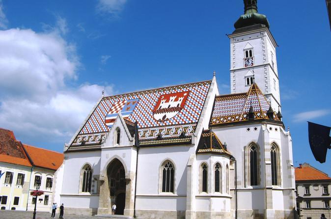 Zagreb walking tour in zagreb 142518