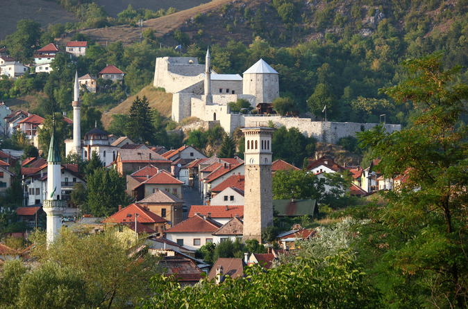 Private Guided Tour of Travnik and Jajce from Sarajevo