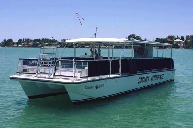 Sand Dollar Island Dolphin Tour