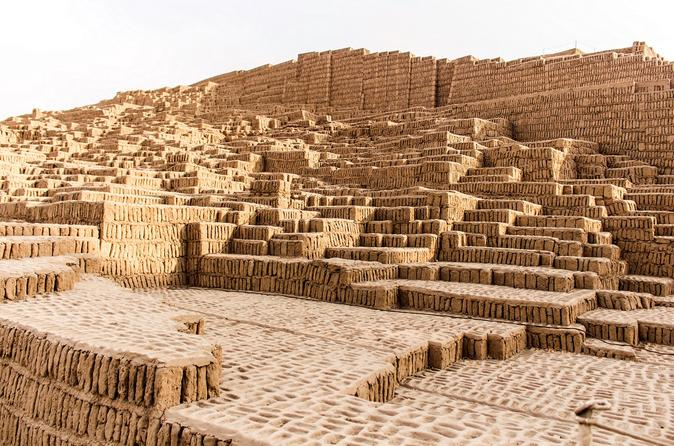 Private Tour of Ancient Lima Huacas