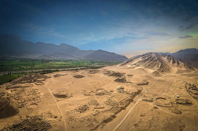 Shared Day Trip to Caral from Lima