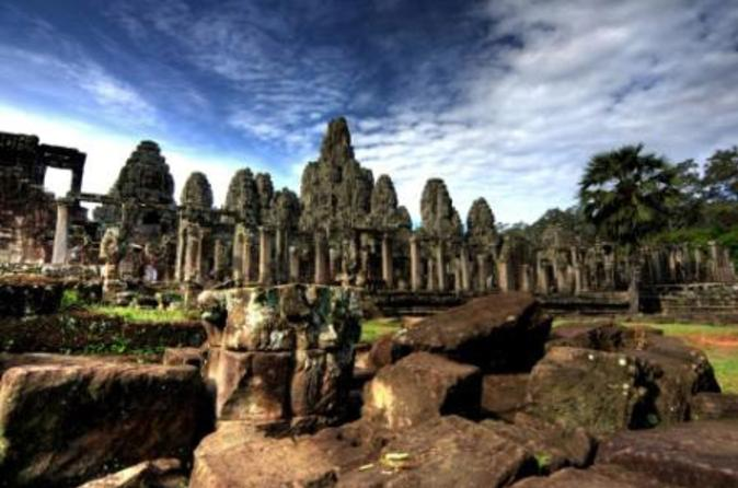 Angkor temples small group tour in siem reap 51618