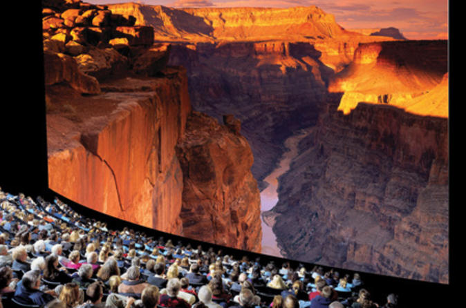 Grand canyon imax movie in grand canyon national 103299
