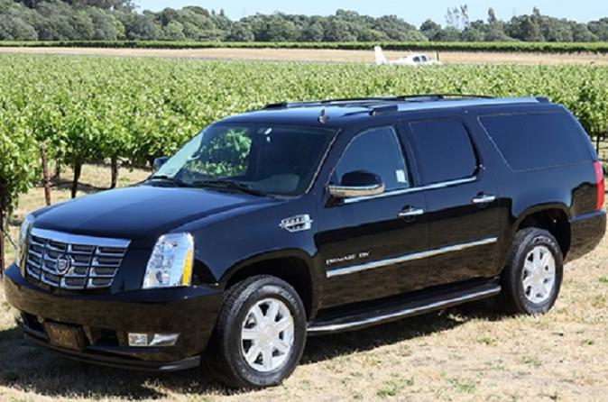 Private Customized Wine Tour of Napa Valley or Sonoma Valley