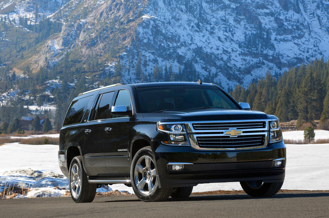 Private transport from whistler to downtown vancouver in whistler 311943