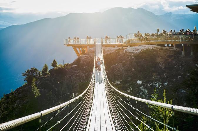 Excursão Sea to Sky e Whistler Village