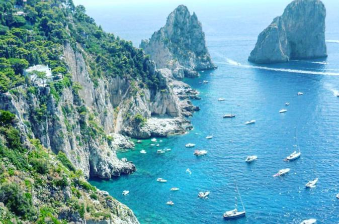 Small-Group Tour: Positano Amalfi and Pompeii in one day from Naples or Sorrento