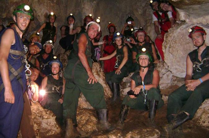 Adventure day trip to fun fun cave in punta cana 177877