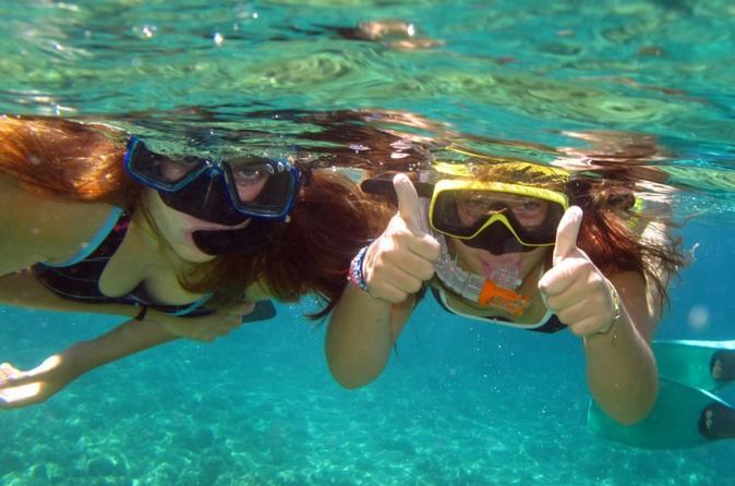 Snorkeling Trip With POSEIDON Nice Dive Center : Enjoy & Relax !