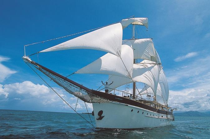Nadi tivua island cruise in nadi 104680