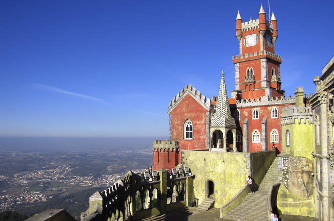 self guided sintra day trip