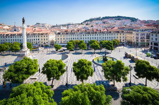 Private Tour: Lisbon Walking Tour
