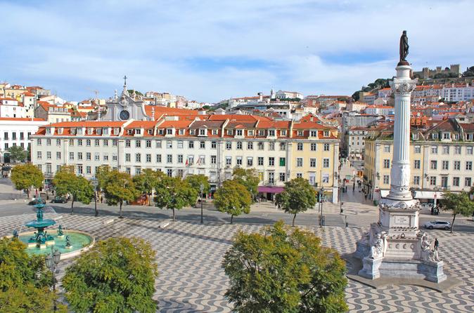 Tour guidato a piedi di Lisbona