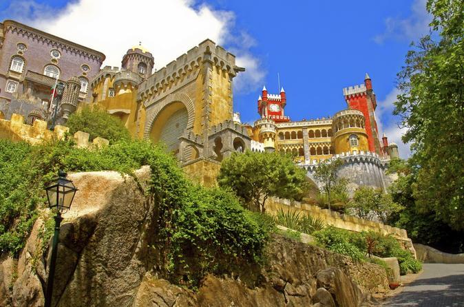 Viaggio di un giorno per piccoli gruppi a Sintra e Cascais da Lisbona