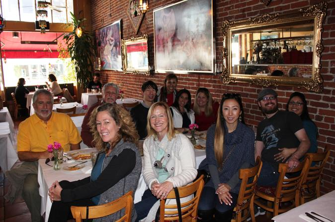Small-Group Food Walking Tour Through Old Pasadena