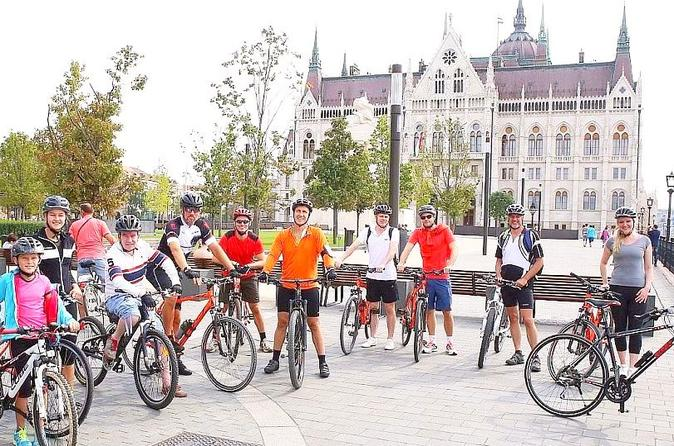 Private City Bicycle Tour Budapest