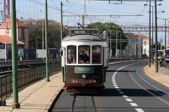 Belém Tramcar Tour - Lisbon