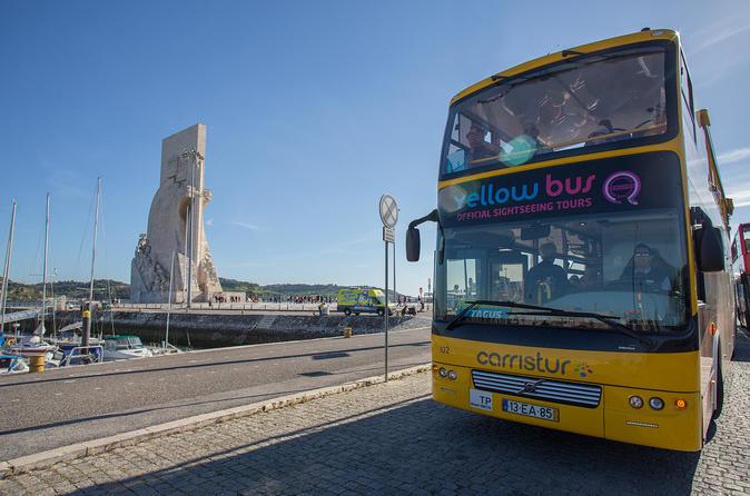 Excursão com várias paradas em Lisboa e Cruzeiro fluvial