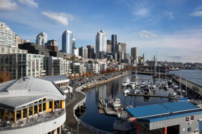 Pre-Cruise Tour: Transportation & Seattle City Tour