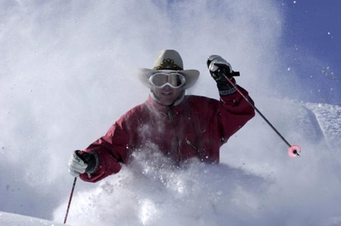 Steamboat Mountain Resort Ski Lift Ticket