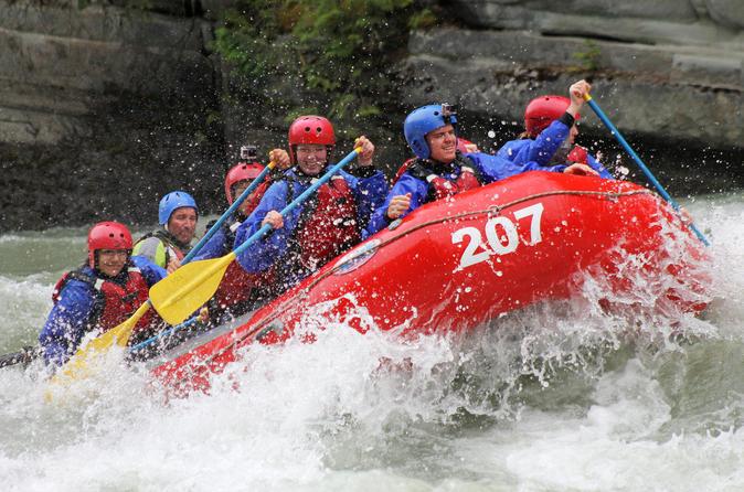 Fraser river whitewater rafting self drive in jasper 431473