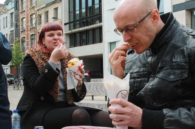 3 hour Antwerp Food Tour including 8 tastings