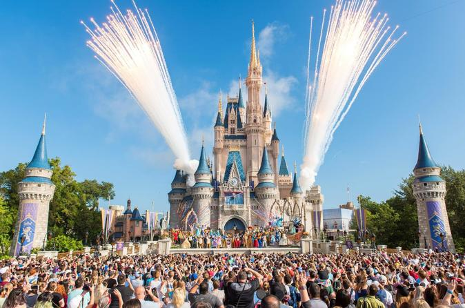 Disney Magic Kingdom Rundfahrt von Miami nach Orlando
