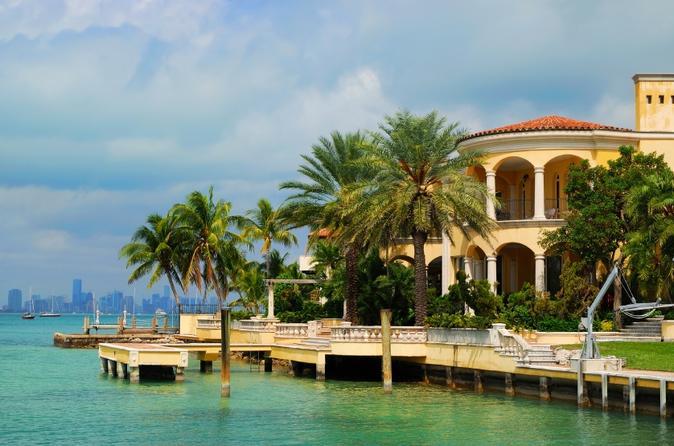 Excursão combo em Miami: Excursão pela cidade, cruzeiro na baía Biscayne e passeio de aerobarco em Everglades