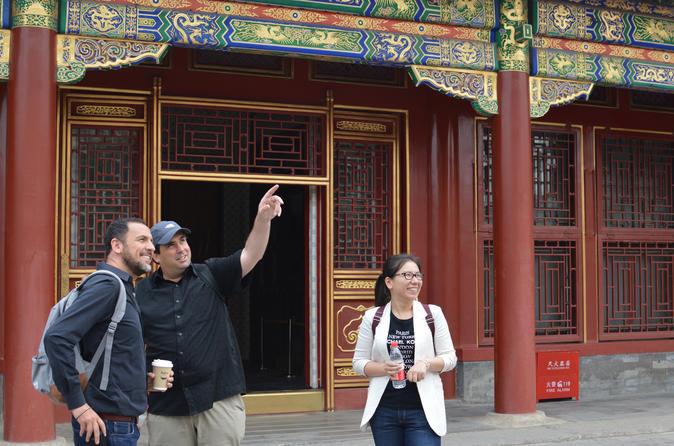 Forbidden City Tour with a Sinologist