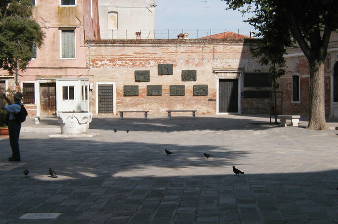 Private Walking Tour: Venice's Jewish Ghetto
