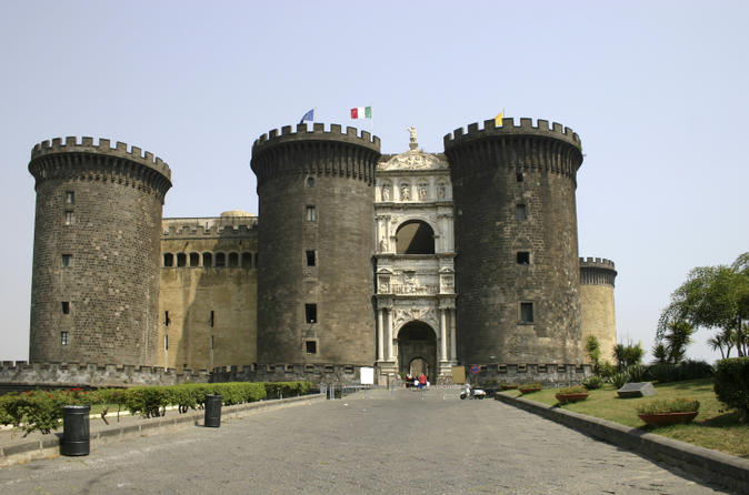 Scholar-Led Naples History Walk