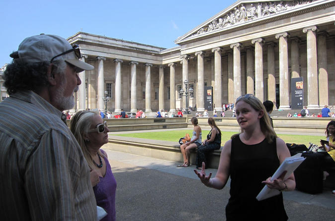 Small-Group British Museum Tour