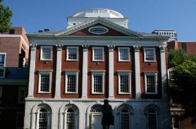 Small group historical walking tour of colonial philadelphia in philadelphia 119389