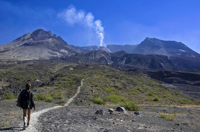 excursion d une journ 233 e compl 232 te en petit groupe au volcan du mont st helens au d 233 part de