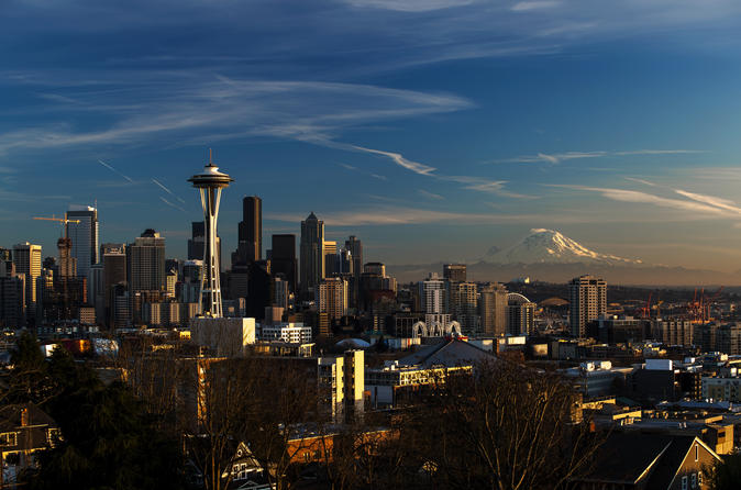 Experience Seattle Small-Group Tour