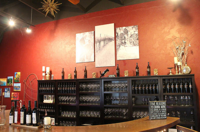 Small-Group Wine-Tasting Tour Through Woodinville
