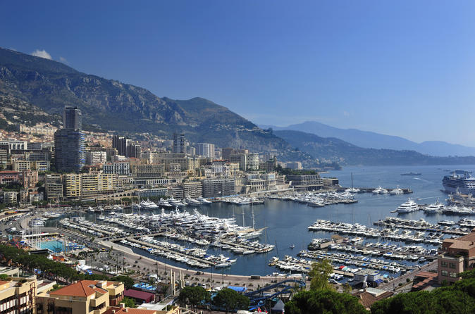 Private Monaco, Èze, and la Turbie Half-Day Tour from Nice
