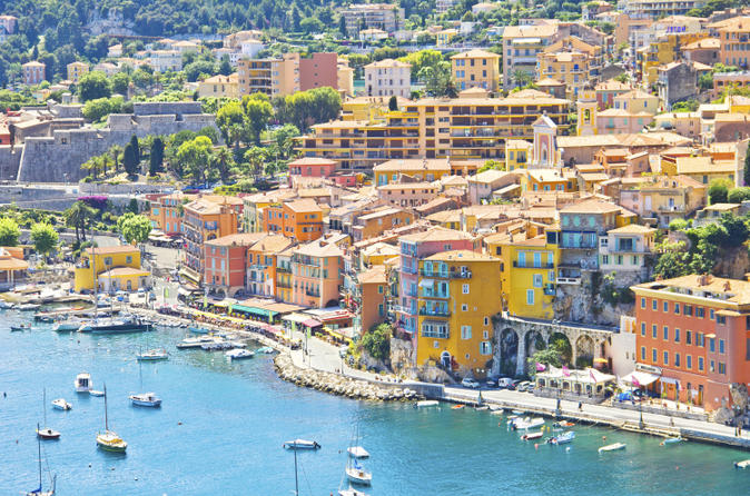 Villefranche shore excursion small group monaco and eze half day tour in nice 153556
