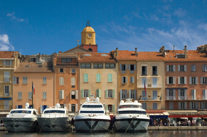 Villefranche Shore Excursion: Small-Group St Tropez Day Trip