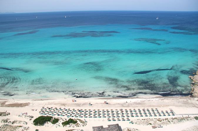 Es Trenc Beach Day Tour from Palma de Mallorca
