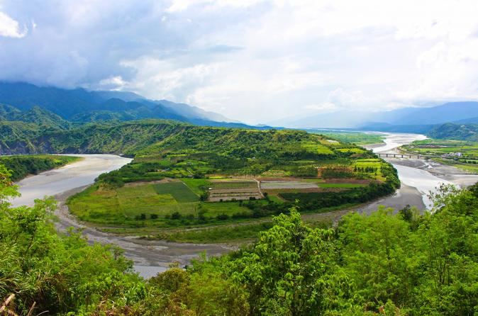 The East Coast Rift Valley English Guided Day Tour - Small Group - Hualien