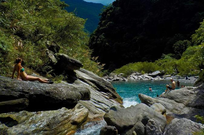 Waterfalls & Swimming Holes Adventure English Hualien Day Tour - Small Group