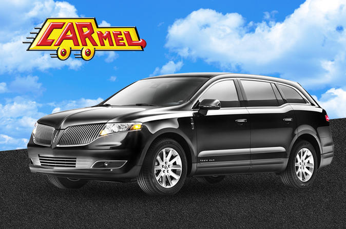 Private Departure Transfer with Sedan from Miami Airport to Hotel