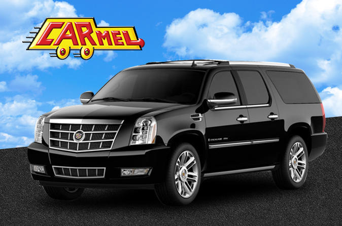 Private Departure Transfer with SUV from Miami Airport to Hotel