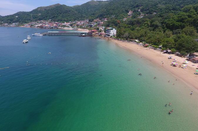 Full-Day Tour to Taboga Island from Panama City, Panama