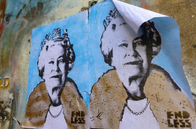 London Street Art Walking Tour