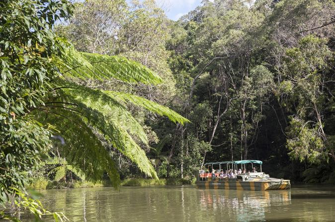 Best of Kuranda Including Skyrail, Kuranda Scenic Railway and Rainforestation