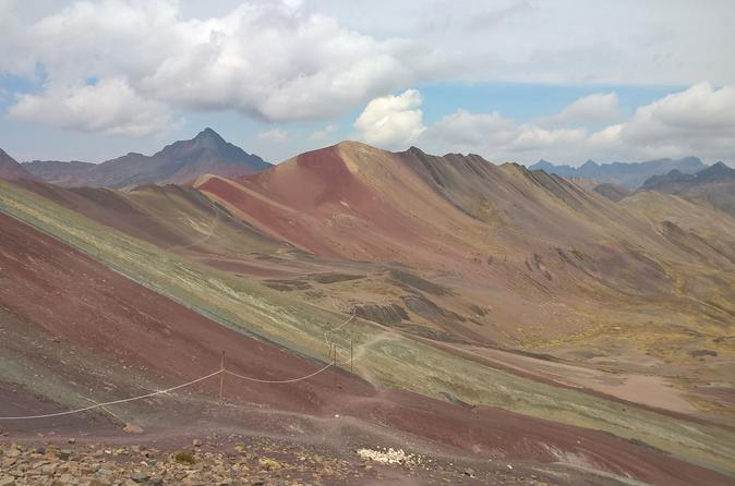 Full Day Trip To The Rainbow Mountains - Cusco