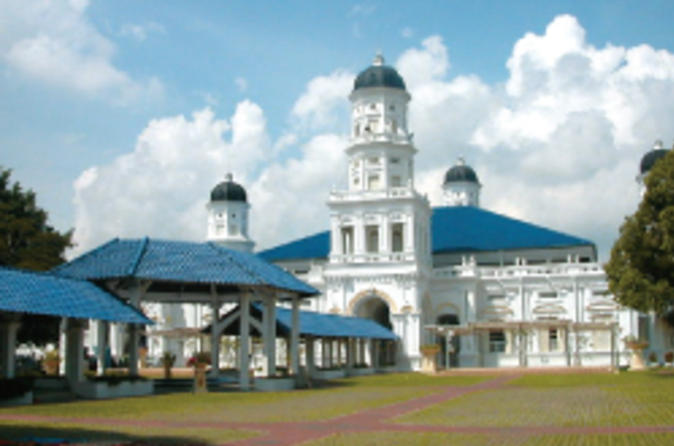 Malaysia Johore Bahru Full-Day Tour from Singapore with Japanese Guide